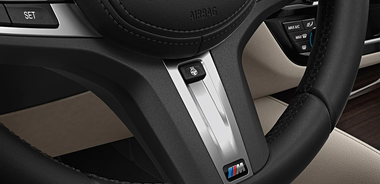 Performance-Inspired Touches in the 2019 BMW 5 Series