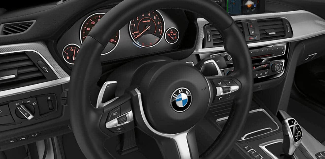 Sporty Accents in the 2019 BMW 4 Series