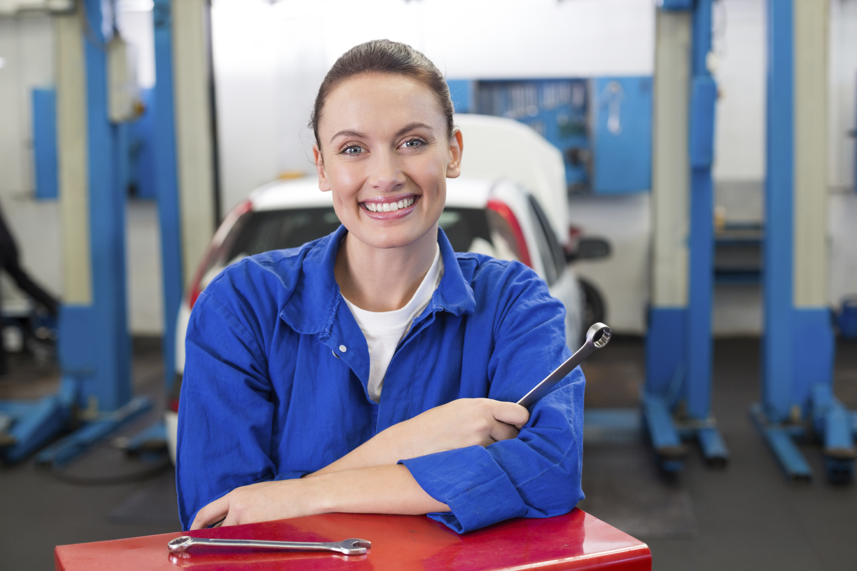 Rely on Our Service Department!