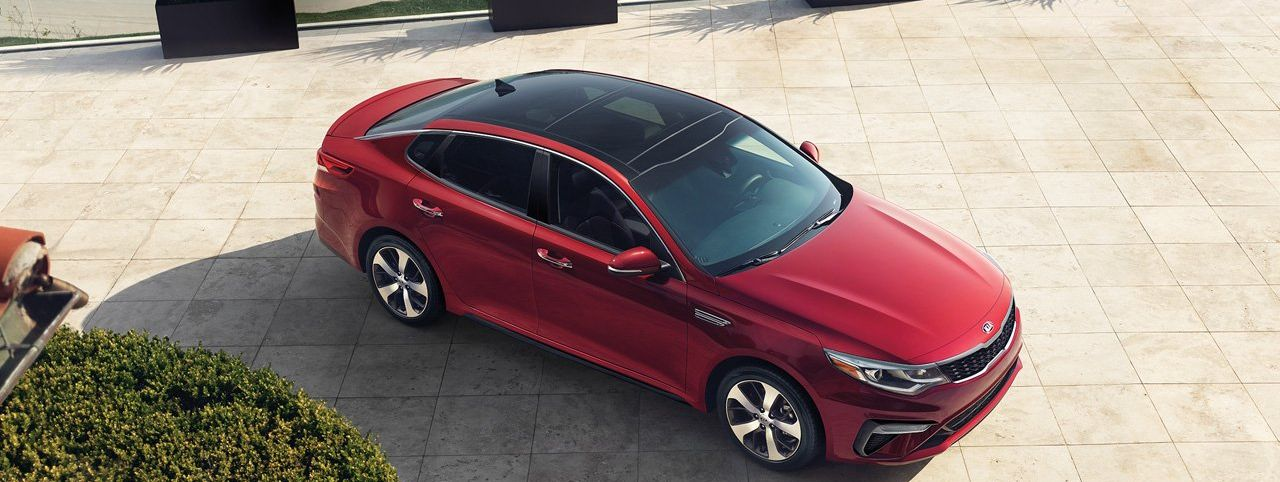 2019 Kia Optima Financing near Pasadena, TX