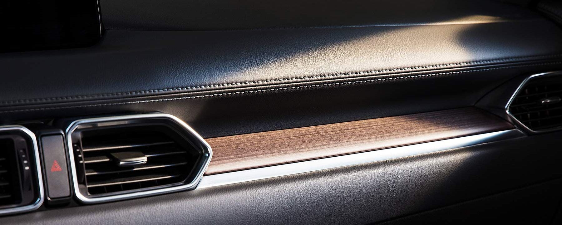 Exquisite Detailing in the Mazda CX-5