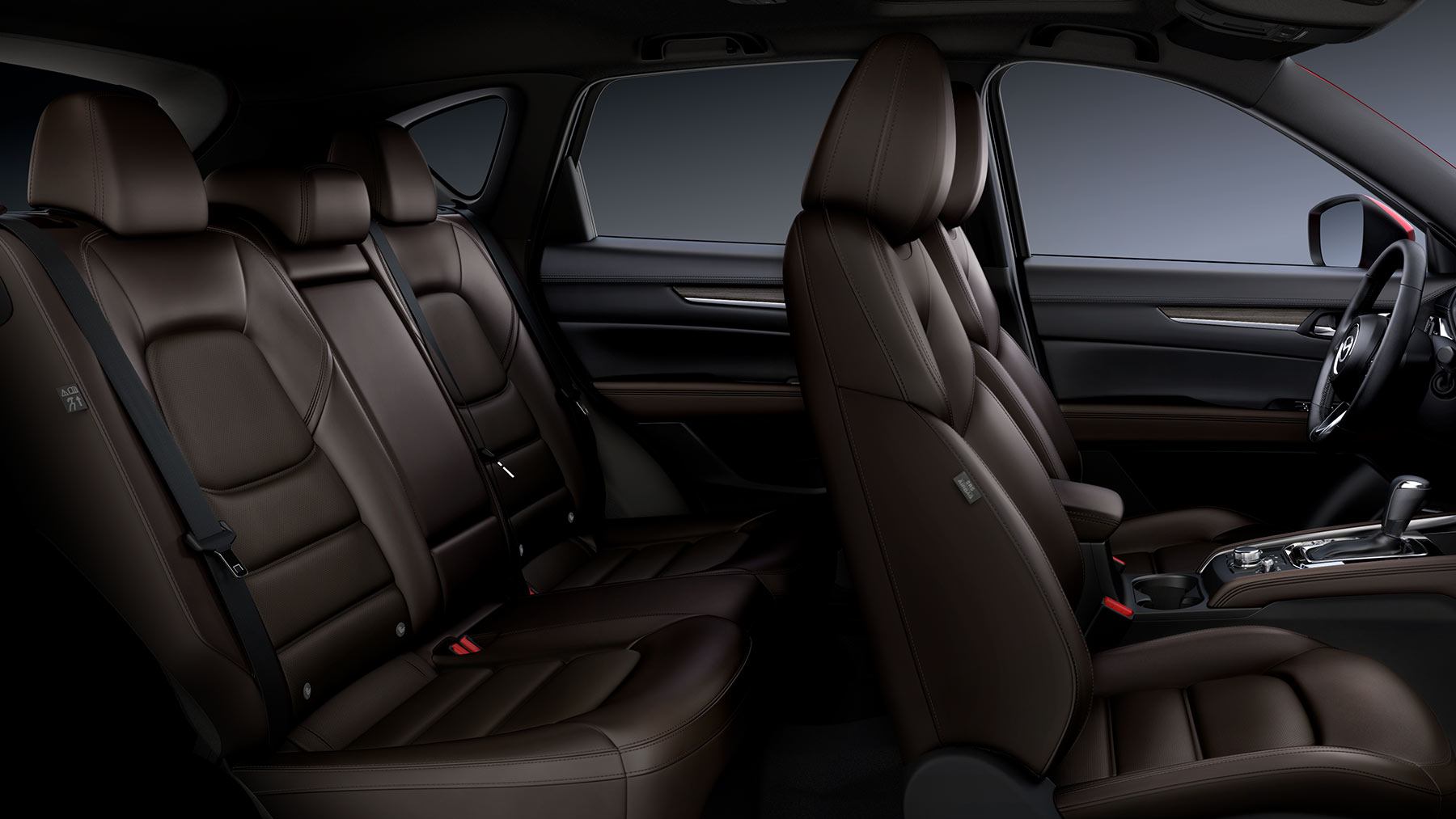 The Secure Cabin of the Mazda CX-5