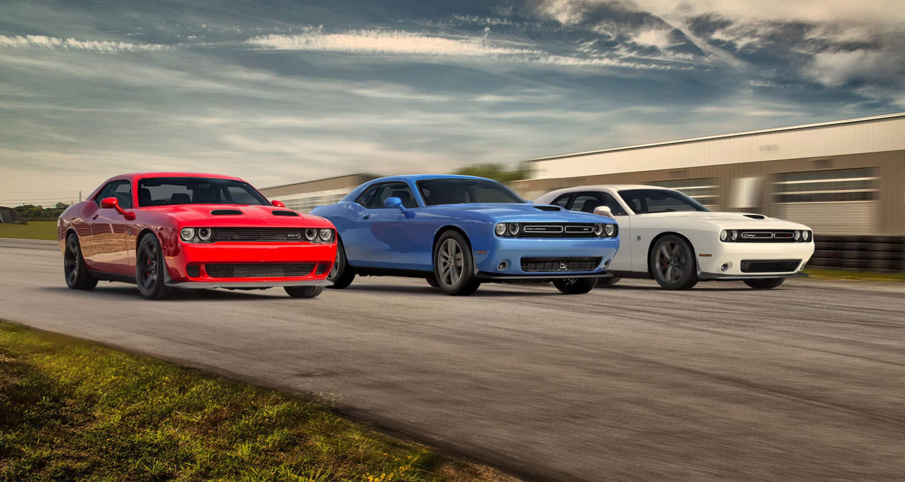215ae5f2fd66 The Dodge Challenger is one of those vehicles that has long been known for  its powerful HEMI engine