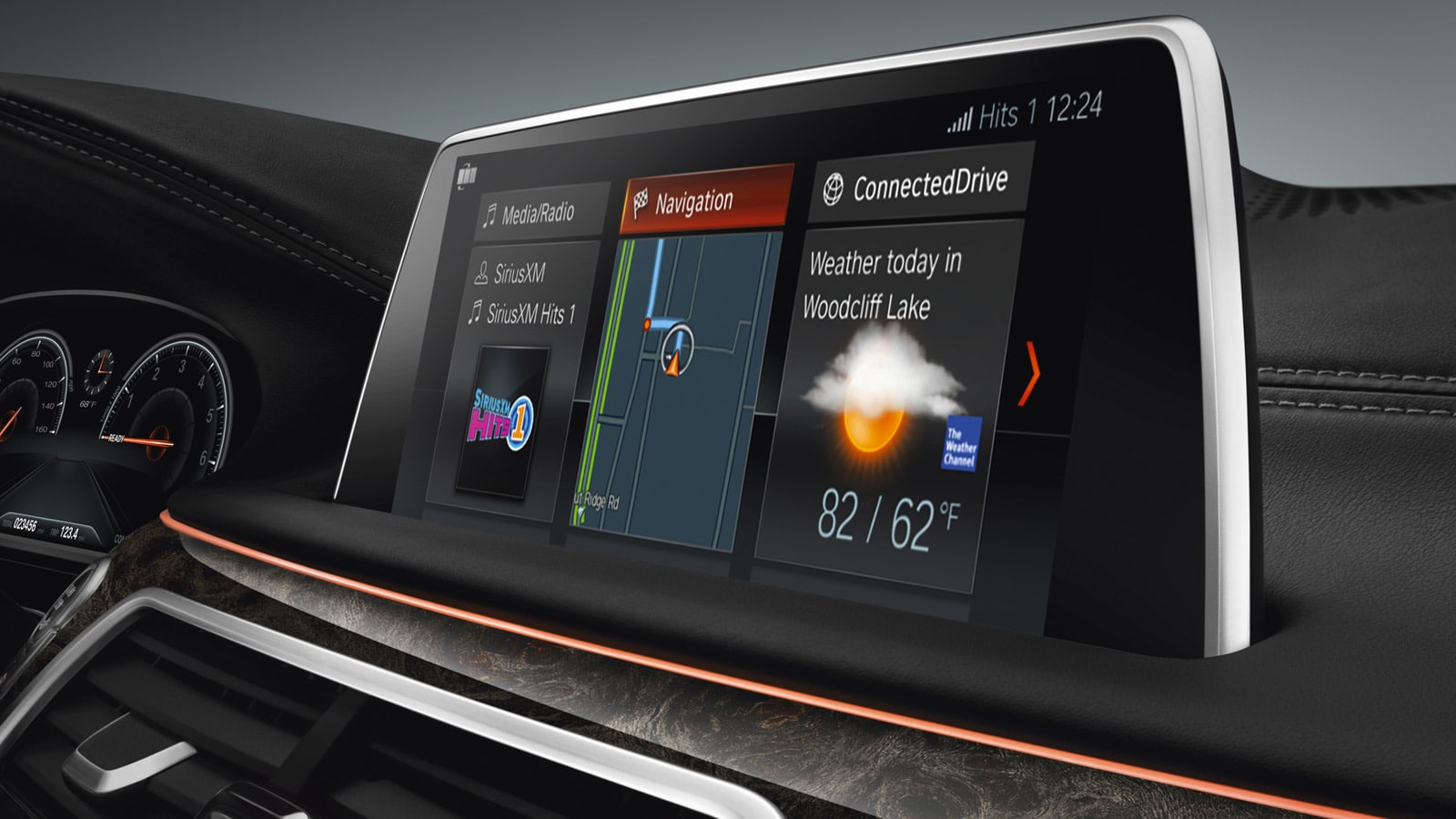 Technology in the BMW 7 Series
