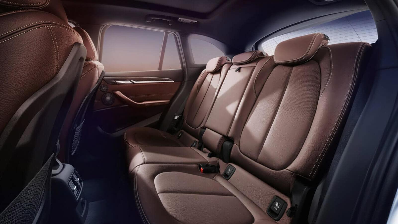 2019 X1 Rear Seating