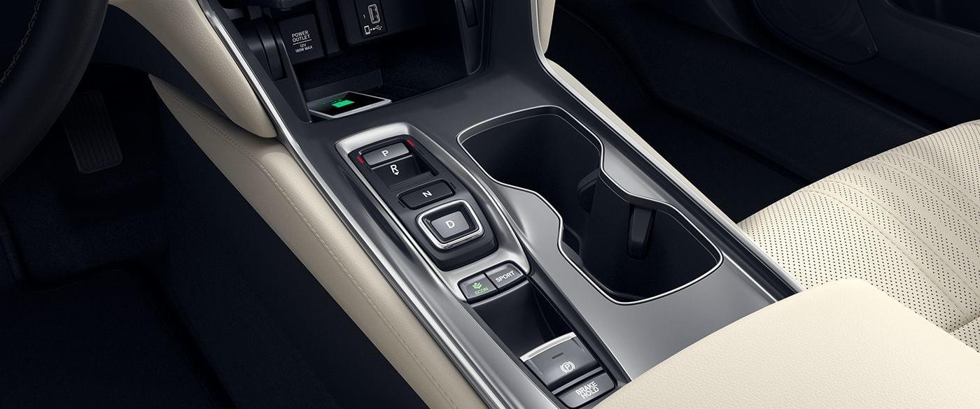 2019 Honda Accord Center Console
