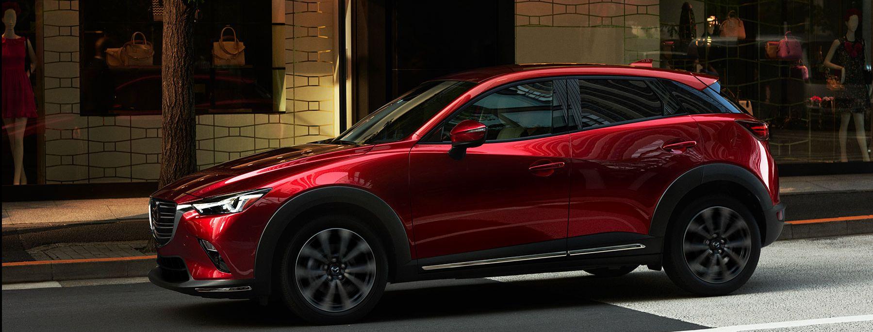 2019 Mazda CX-3 Financing near Sacramento, CA