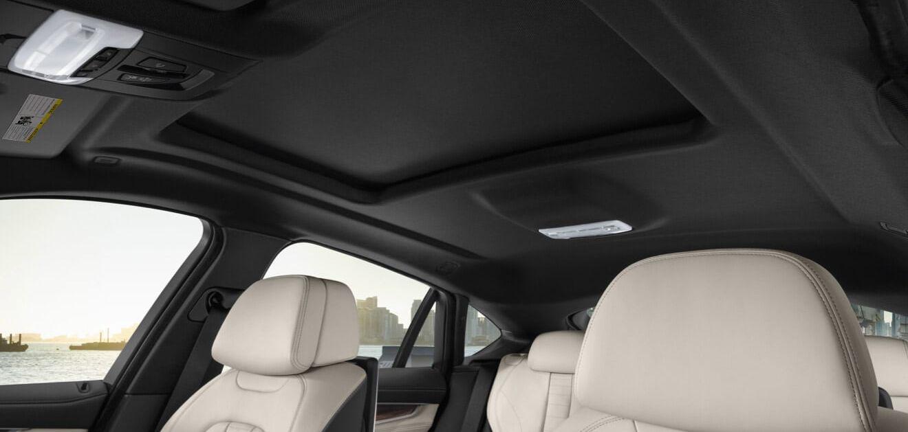 2019 BMW X6's Sunroof