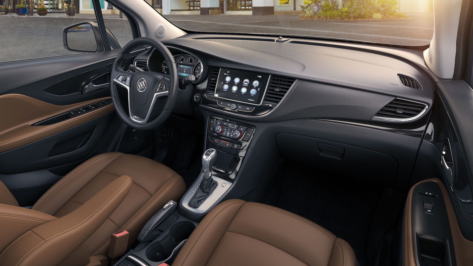 Upscale Cabin of the 2019 Encore