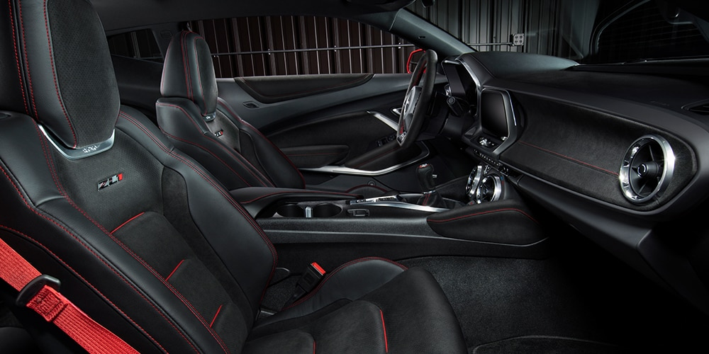 2019 Chevrolet Camaro Seating