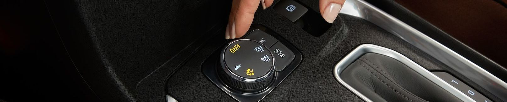 2019 Traverse Drive Mode
