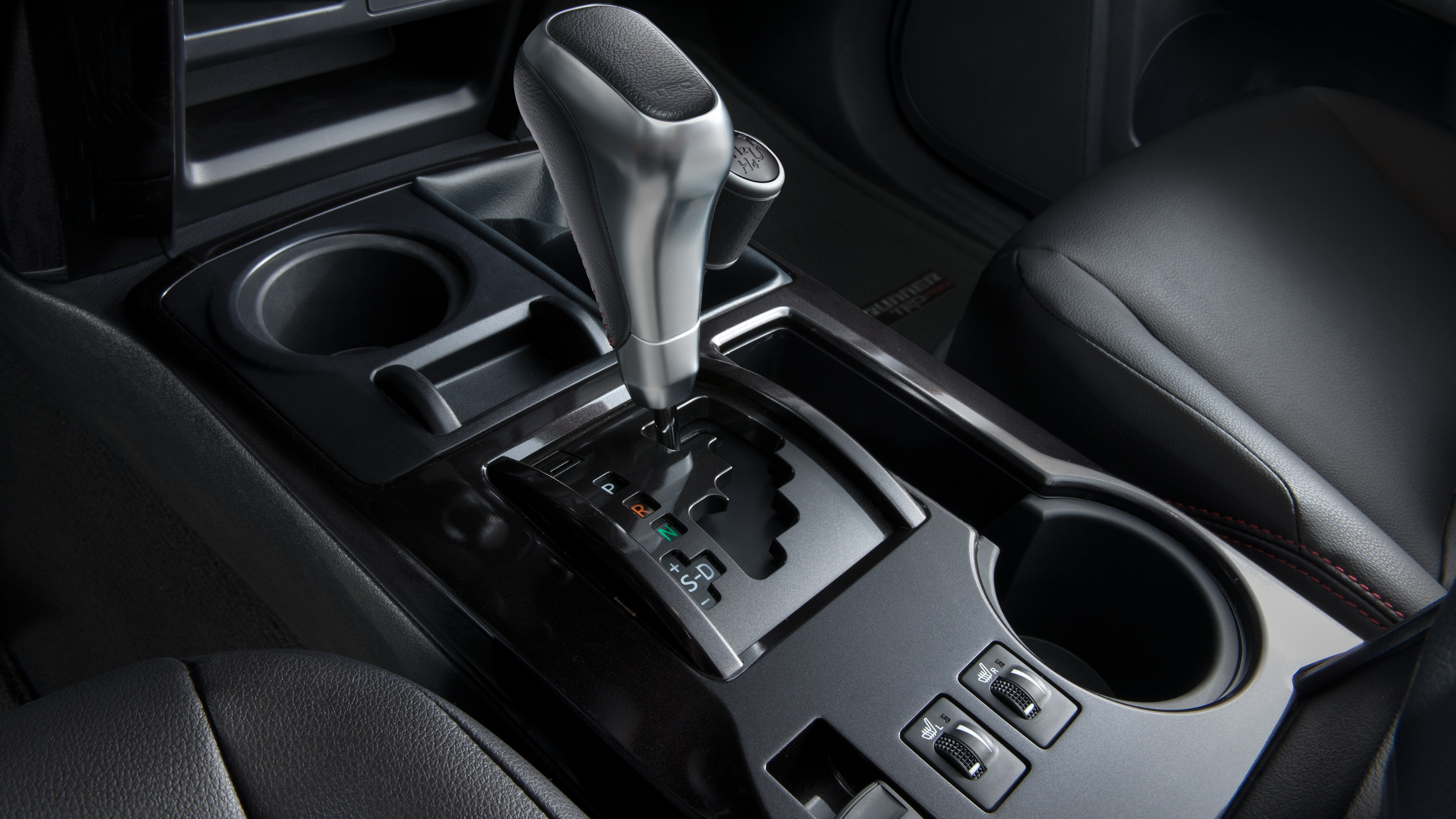 2019 4Runner Gearshift