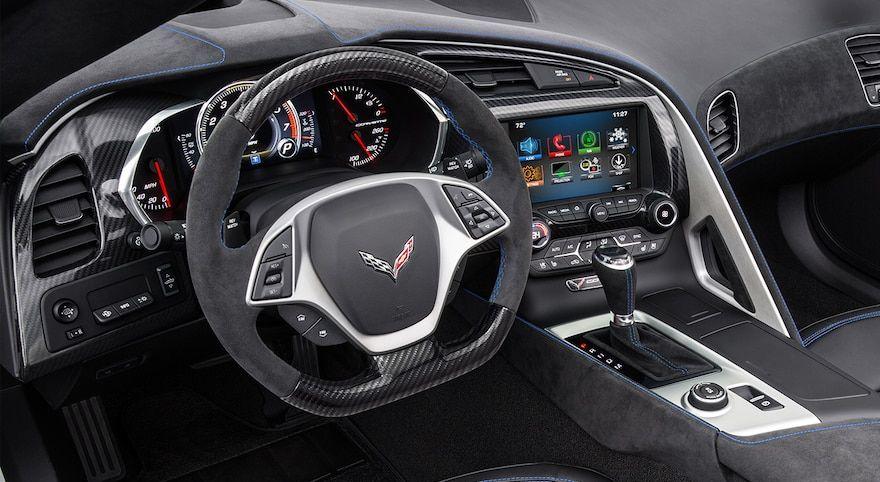 2019 Chevrolet Corvette Dashboard