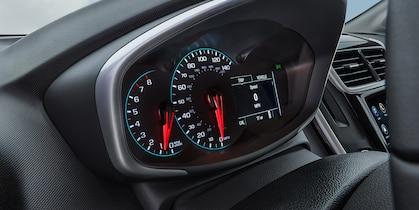 2019 Chevrolet Sonic's Infotainment Cluster