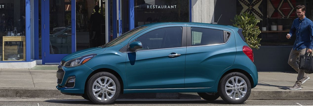 2019 Chevrolet Spark Financing near Homewood, IL