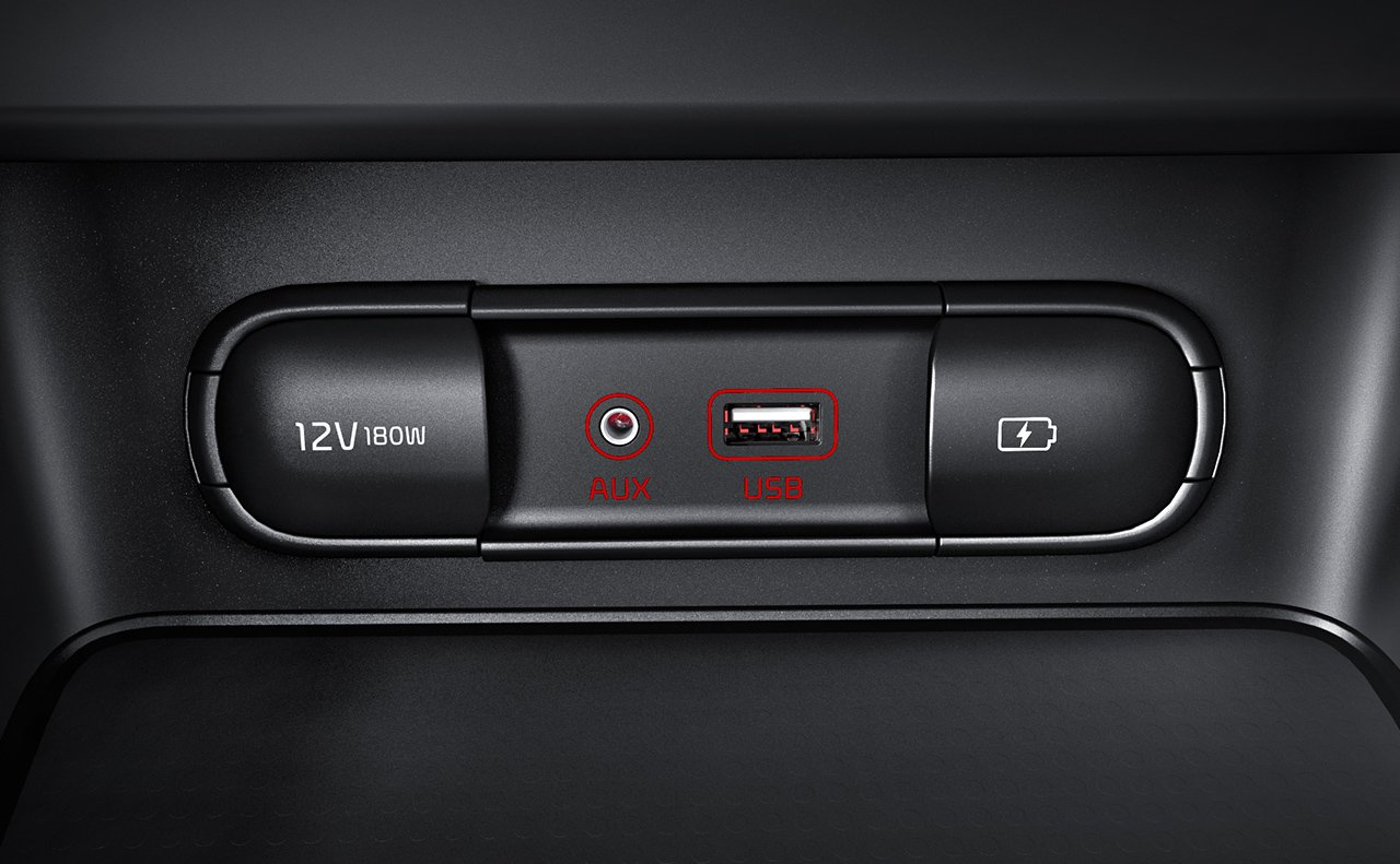 Charging Options in the 2019 Kia Forte