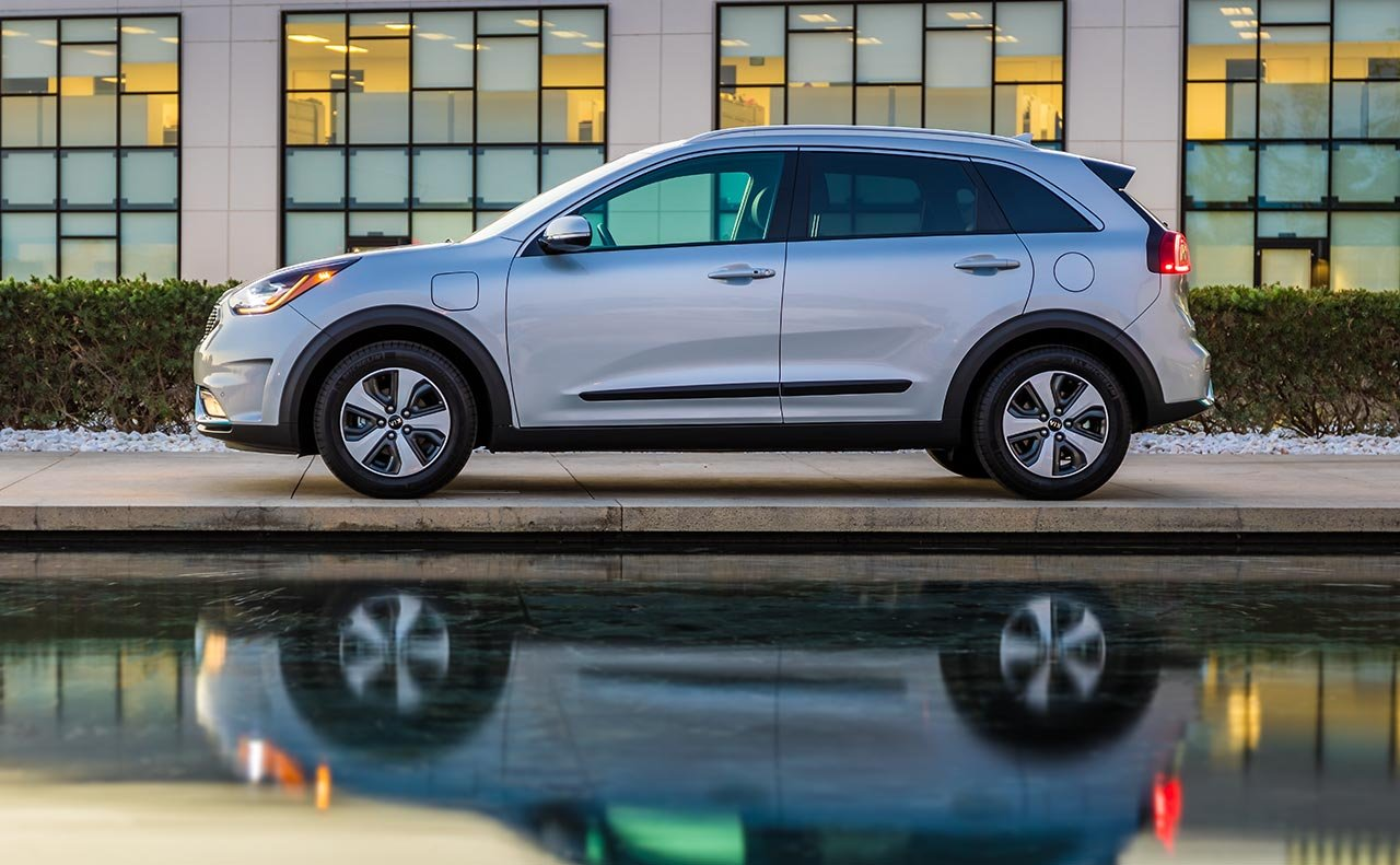 2019 Kia Niro Leasing in Rockford, IL