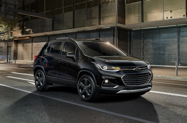 2019 Chevrolet Trax Leasing near Homewood, IL