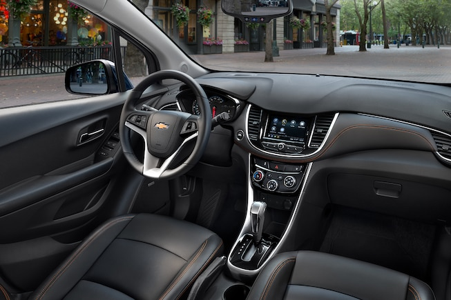 2019 Chevrolet Trax Dashboard
