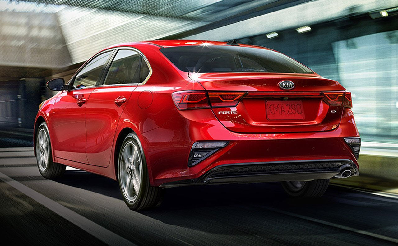 2019 Kia Forte for Sale near San Antonio, TX