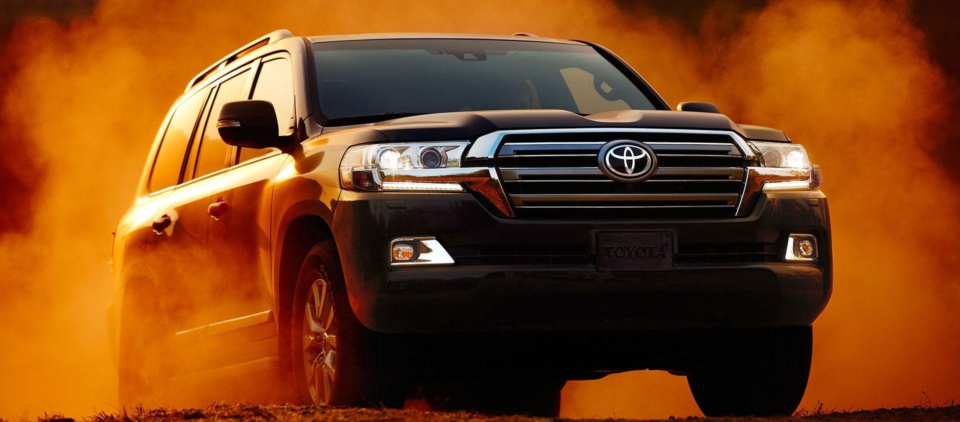 2019 Toyota Land Cruiser for Sale near Riverside, IA