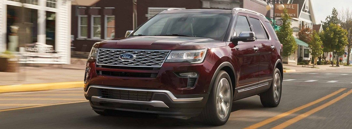 2019 Ford Explorer for Sale near Tulsa, OK - David Stanley Auto Group