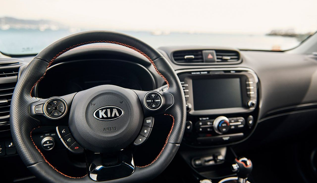 2019 Kia Soul Steering Wheel
