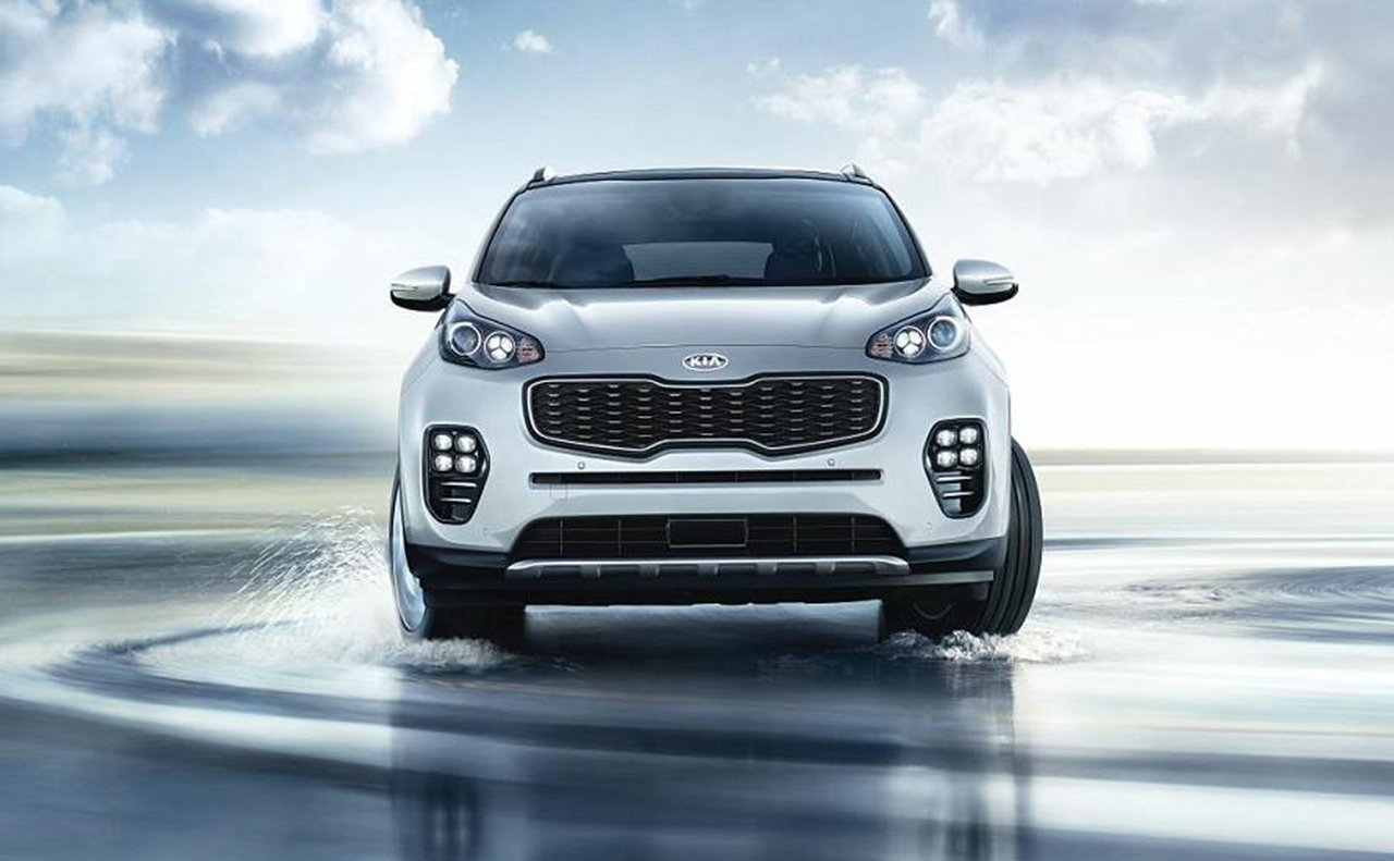 2019 Kia Sportage Leasing near New Braunfels, TX
