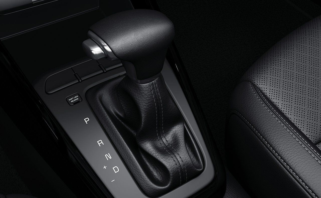 2019 Kia Rio's Gear Shifter