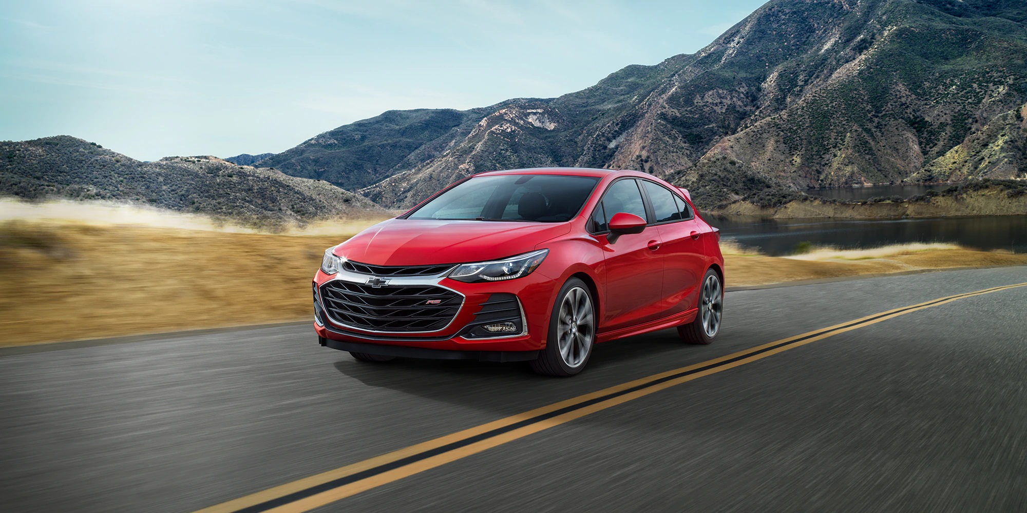 New 2019 Chevrolet Cruze LT