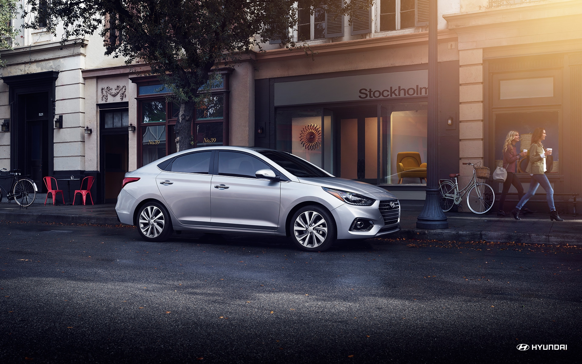 2019 Hyundai Accent Leasing near Bowie, MD