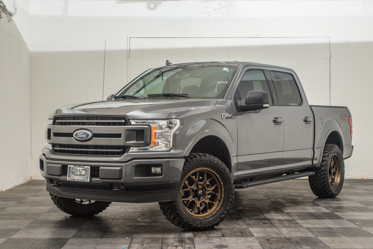 2019 Ford F 150 Build Price >> 2019 Ford F 150 Lead Foot With Fuel Tech Bronze Wheels Lift Level Kit