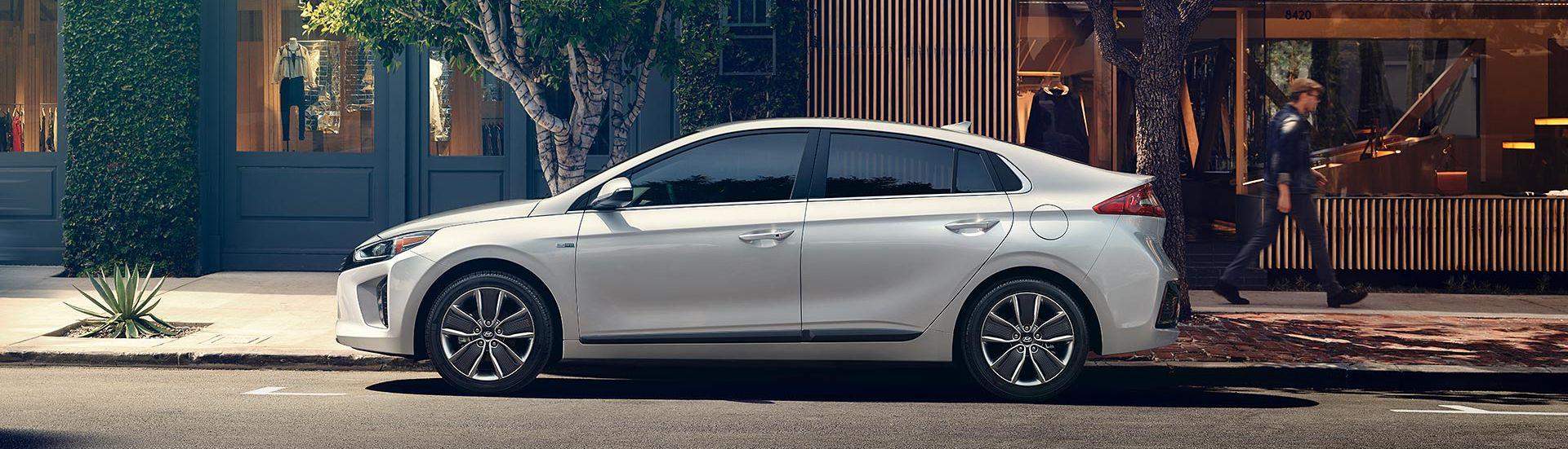 2019 Hyundai Ioniq Hybrid Leasing near Bowie, MD