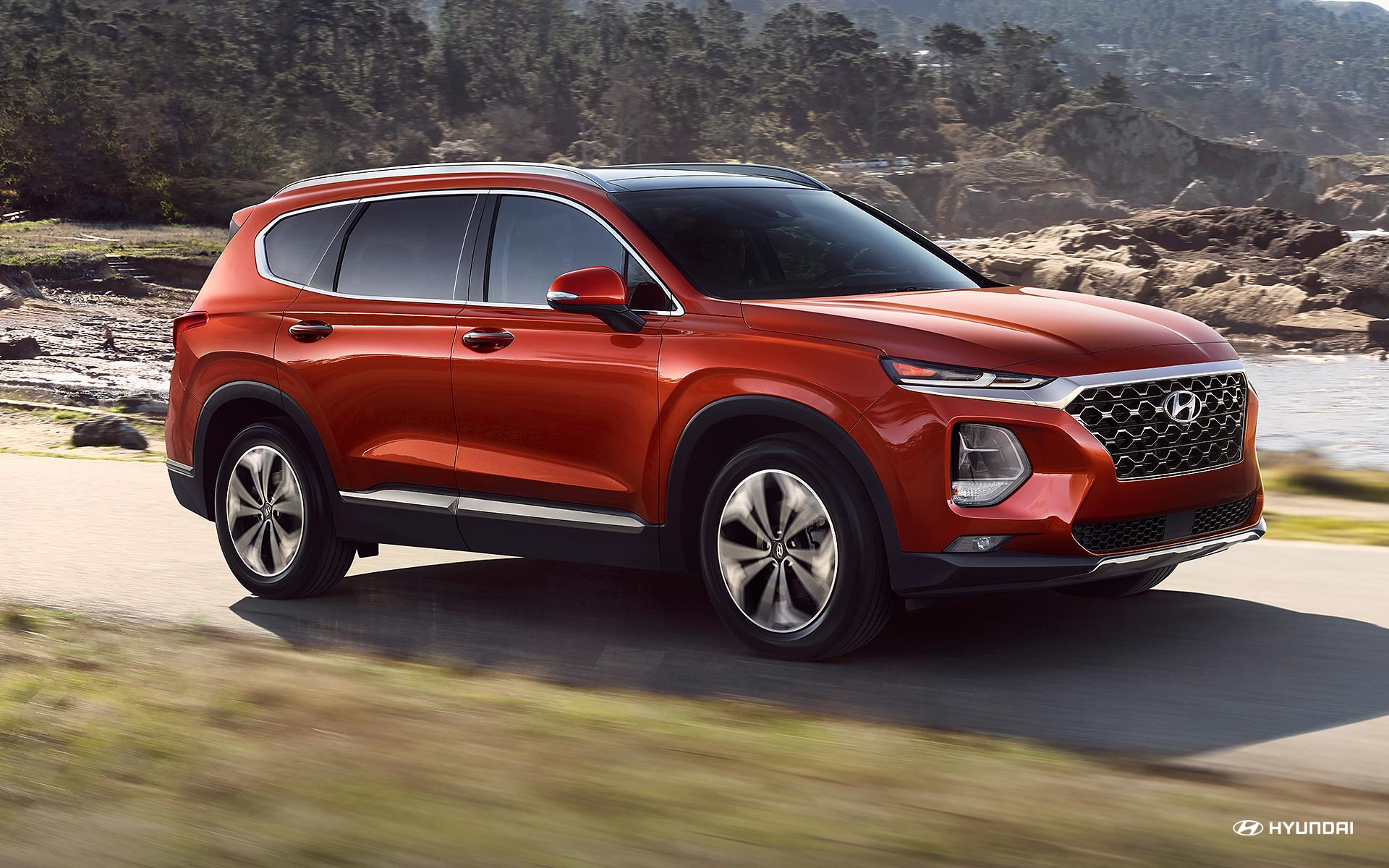 2019 Hyundai Santa Fe for Lease near Laurel, MD