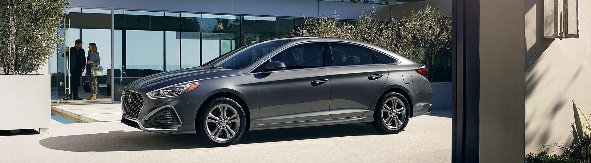 2019 Hyundai Sonata Leasing near Alexandria, VA - Pohanka