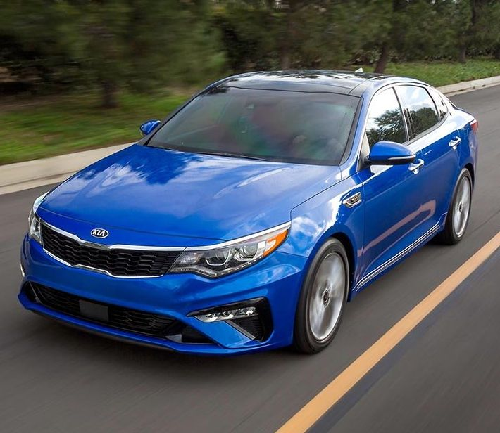 2019 Kia Optima Leasing near Universal City, TX