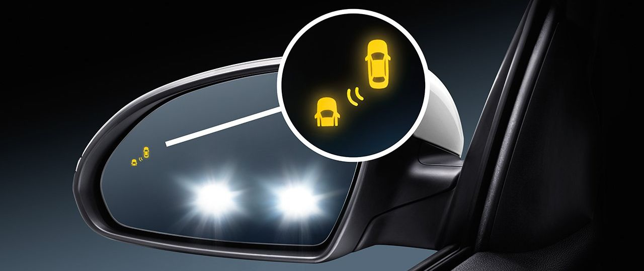 Kia Optima Blind Spot Collision Warning