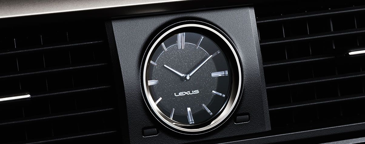 Premium Features in the 2019 Lexus RX 350