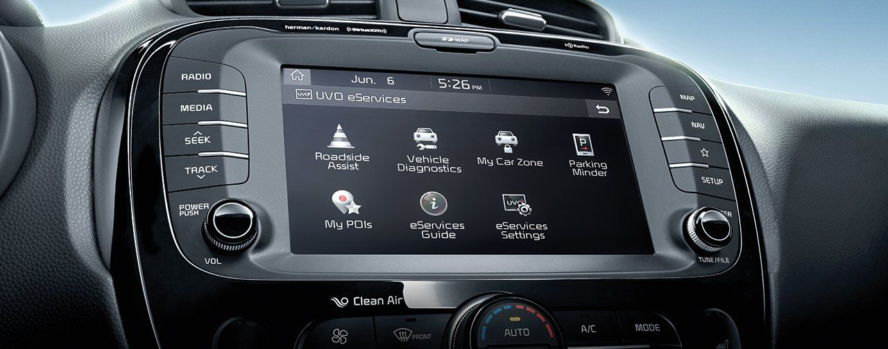 High-Tech Options in the 2019 Soul
