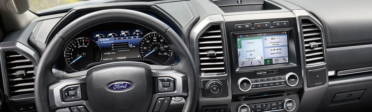 2019 Ford Expedition Center Console