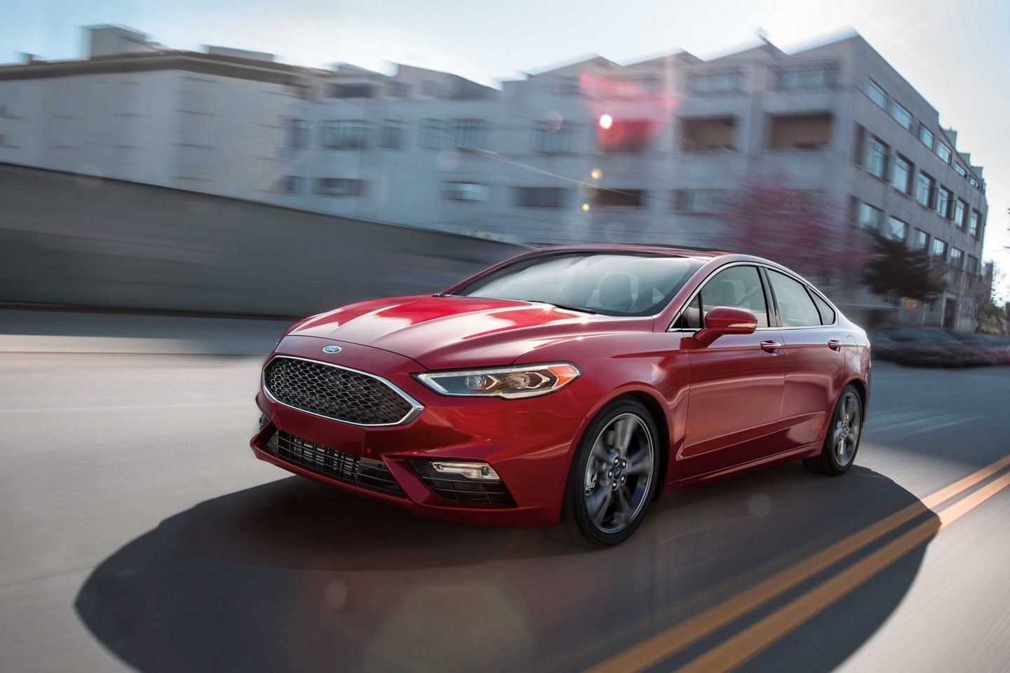 2019 Ford Fusion Financing near Dallas, TX