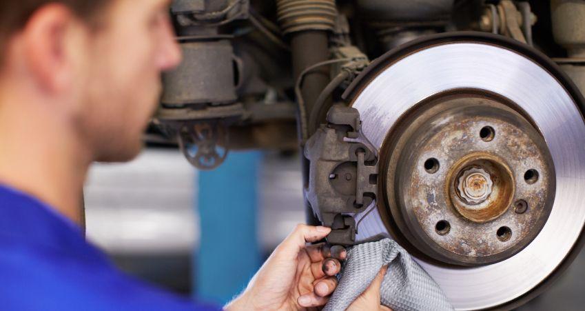 Brake Service and Repair in Tomball, TX