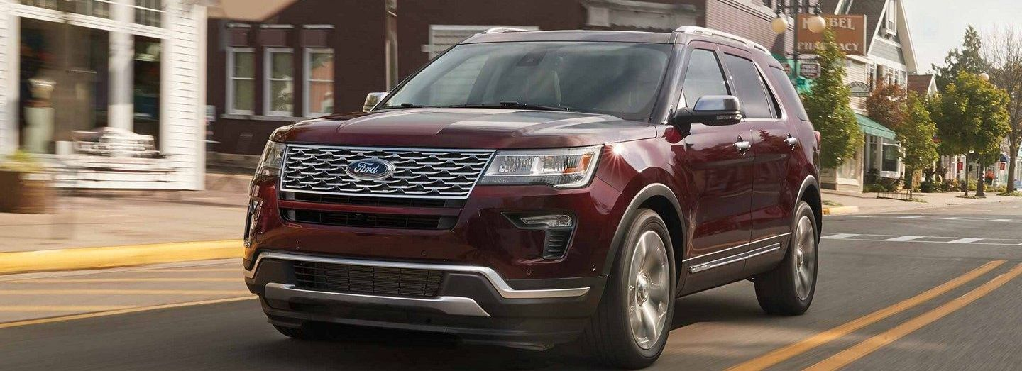 2019 Ford Explorer for Sale near Dallas, TX
