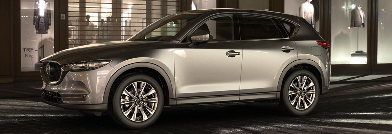 Mazda cx 5 colors 2019