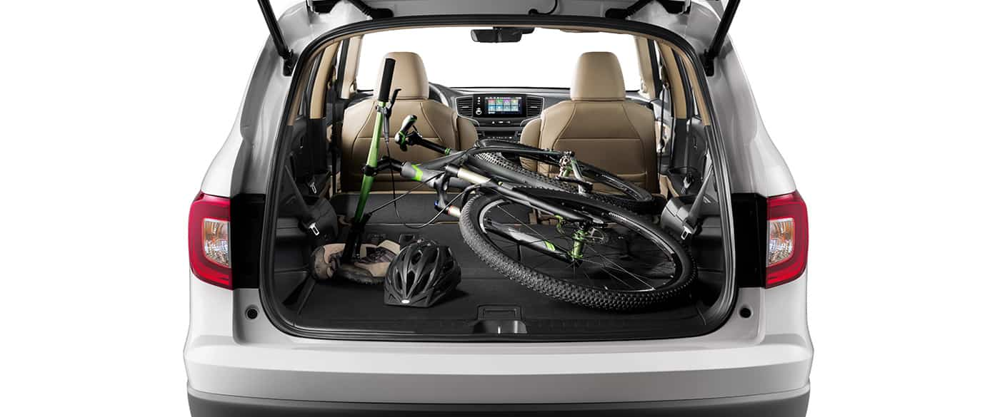 Cargo Space in the Pilot
