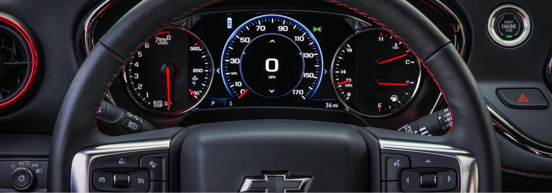 Anímate a subir de nivel.  La Chevrolet Blazer le ofrece a tus viajes un inigualable sentido de confort.