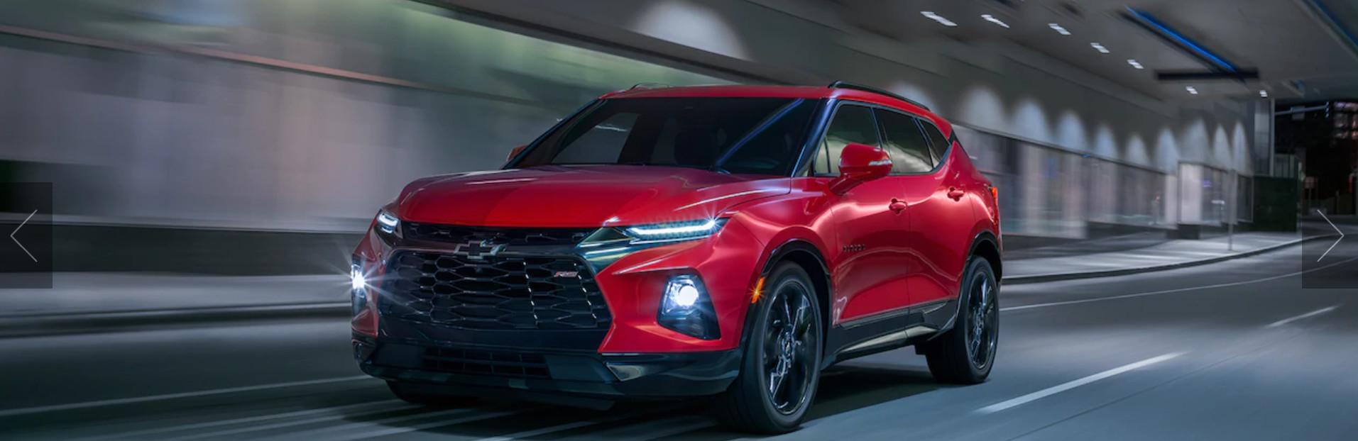 Chevrolet Blazer 2019 a la venta cerca de Fairfax, VA