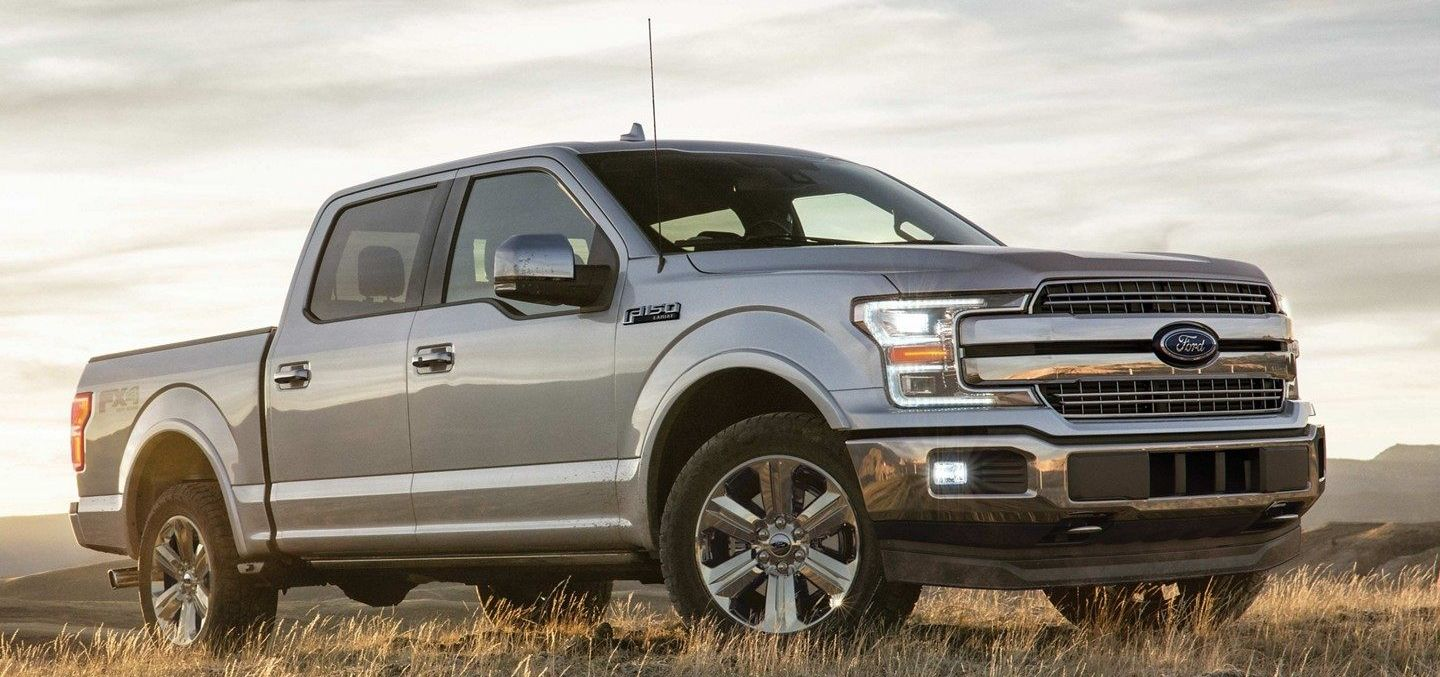 2019 Ford F-150 Leasing near Mesquite, TX