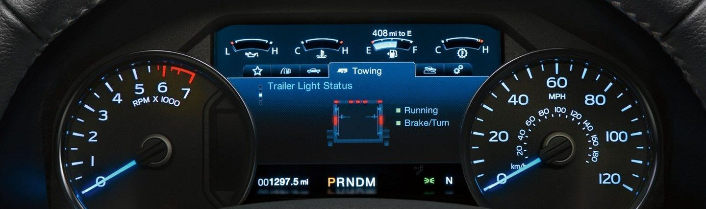 2019 Ford F-150 Instrument Cluster