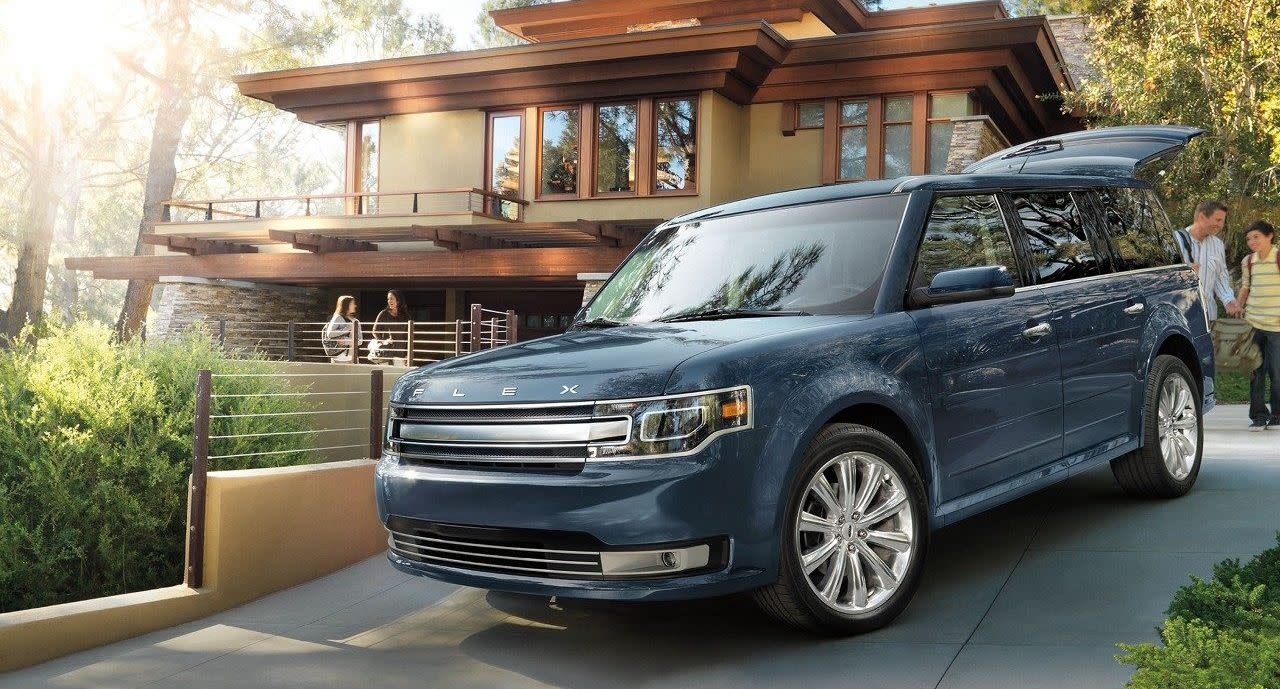 2019 Ford Flex Leasing near Dallas, TX
